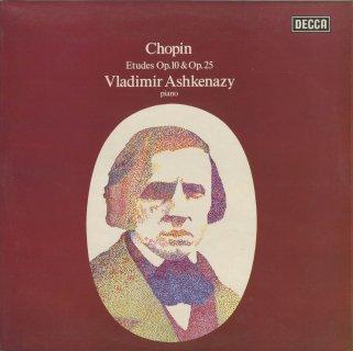 ショパン:練習曲集Op.10,Op.25