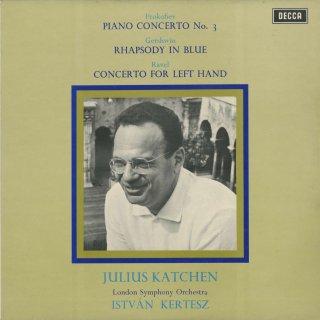 ピアノ協奏曲集/プロコフィエフ:3番Op.26,ガーシュウィン:ラプソディ・イン・ブルー,ラヴェル:左手のための