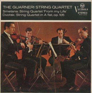 弦楽四重奏曲集/スメタナ:1番「わが生涯より」,ドヴォルザーク