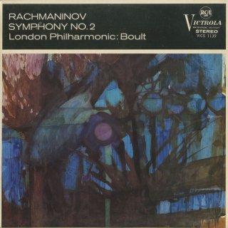 ラフマニノフ:交響曲2番Op.27