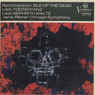 ラフマニノフ:死の鳥,リスト:死の舞踏,メフィスト・ワルツ1番