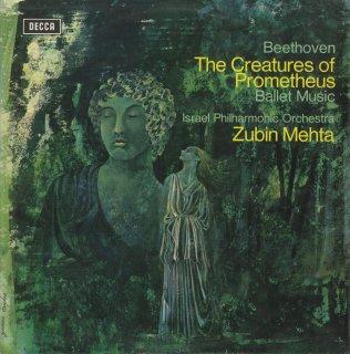 ベートーヴェン:プロメテウスの創造物Op.43〜11曲