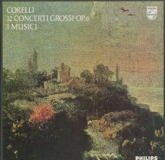 コレッリ:12の合奏協奏曲Op.6