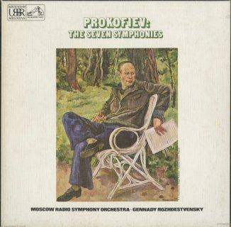 プロコフィエフ:交響曲(全7曲)(完結)