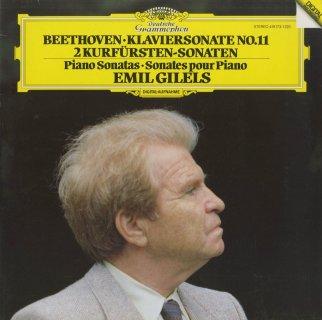 ベートーヴェン:ピアノ・ソナタ11番Op.22,選帝侯ソナタ1番WoO.47-1,2番WoO.47-2