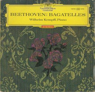 ベートーヴェン:6つのバガテルOp.126,エコセーズ,ロンド・ア・カプリッチョOp.129,エリーゼのために,アンダンテ・ファヴォリ,他