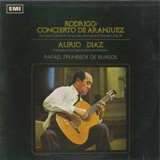 ロドリーゴ:アランフェス協奏曲,ジュリアーニ:ギター協奏曲1番Op.30