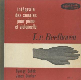 ベートーヴェン:チェロ・ソナタ(全5曲)