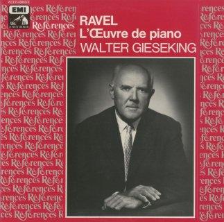 ラヴェル:ピアノ作品集/ソナチネ,夜のガスパール,クープランの墓,鏡,他