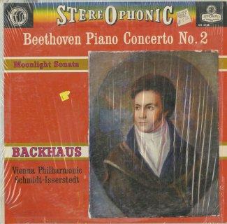 ベートーヴェン:ピアノ協奏曲2番Op.19,ピアノ・ソナタ14番Op.27-2「月光」