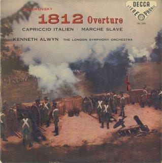 チャイコフスキー:序曲「1812年」,イタリア奇想曲,スラヴ行進曲