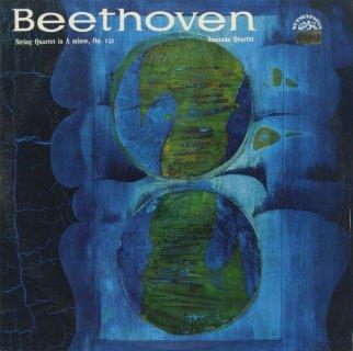 ベートーヴェン:弦楽四重奏曲15番Op.132