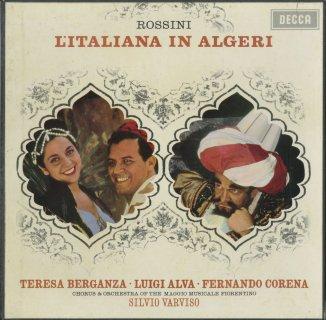 ロッシーニ:「アルジェのイタリア女」(全曲)