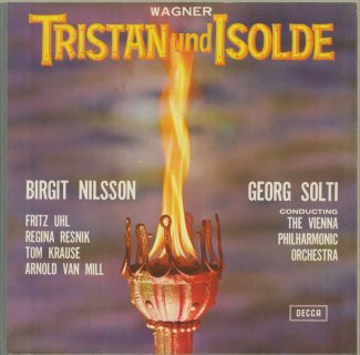 ワーグナー:トリスタンとイゾルデ(全曲)