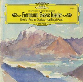 ヘルマン・ヘッセの詩による歌曲集/シェック,アイネム