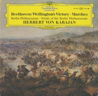 ベートーヴェン:ウェリントンの勝利Op.91,行進曲WoO.18〜20・24・29,ポロネーズ,エコセーズ