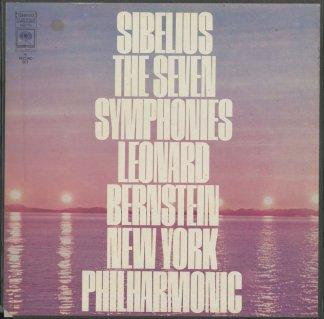 シベリウス:交響曲1〜7番(全7曲)