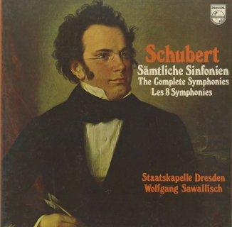 シューベルト:交響曲全集,イタリア風序曲1,2番
