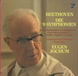 ベートーヴェン:交響曲全集(9曲),レオノーレ序曲1〜3番,フィデリオ序曲