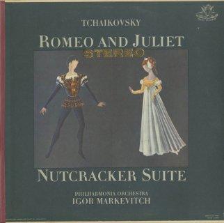 チャイコフスキー:幻想序曲「ロメオとジュリエット」,組曲「くるみ割り人形」Op.71a