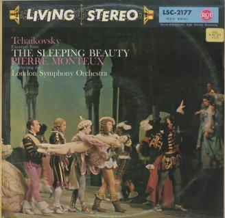 チャイコフスキー:眠りの森の美女(ハイライト)
