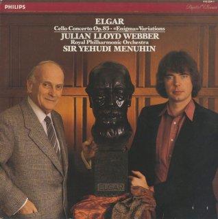 エルガー:チェロ協奏曲Op.85,エニグマ変奏曲