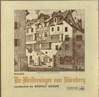 ワーグナー:「ニュルンベルクのマイスタージンガー」(全曲)