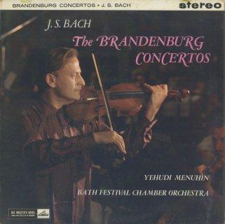 バッハ:ブランデンブルク協奏曲4〜6番