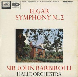 エルガー:交響曲2番Op.63,交響的習作「ファルスタッフ」Op.68