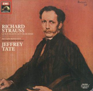 リヒャルト・シュトラウス:組曲「町人貴族」Op.60,メタモルフォーゼン