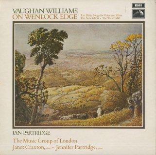 ヴォーン・ウィリアムズ:10のブレイクの歌,ウェンロックの断崖の上,The Water Mill,The New Ghost,