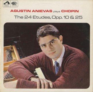 ショパン:24の練習曲Op.10,Op.25