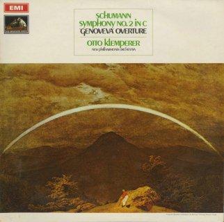 シューマン:交響曲2番Op.61,フィンガルの洞窟序曲Op.81