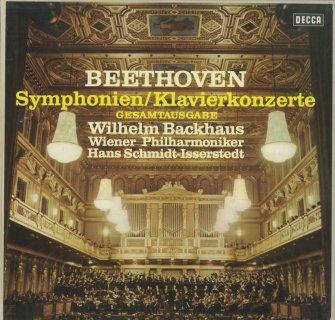ベートーヴェン:交響曲(全9曲),ピアノ協奏曲(全5曲),序曲/献堂式,エグモント,レオノーレ3番