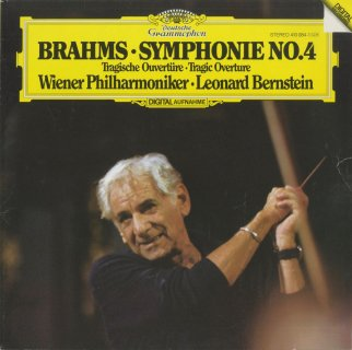 ブラームス:交響曲4番Op.98,悲劇的序曲Op.81