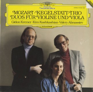モーツァルト:ピアノ三重奏曲K.498「ケーゲルシュタット・トリオ」,ヴァイオリンとヴィオラのための二重奏曲1・2番