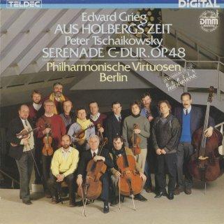 チャイコフスキー:弦楽デレナーデ,グリーグ:ホルベア組曲