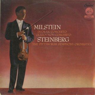 ヴァイオリン協奏曲集/ドヴォルザーク:Op.53,グラズノフ:Op.82