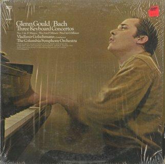 バッハ:ピアノ協奏曲3番BWV.1054,5番BWV.1056,7番BWV.1058