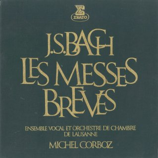 バッハ:ミサ曲BWV.233〜236