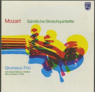 モーツァルト:弦楽五重奏曲(全6曲)/K.174,515,516,406,593,614