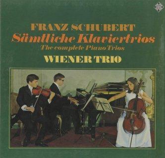 シューベルト:ピアノ・トリオ集/1番Op.99,2番Op.100,ソナタ楽章,ノットゥルノOp.148