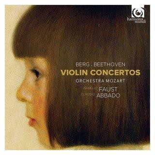 【新作LPレコード】ファウスト&アバドのベルク&ベートーヴェン/ヴァイオリ協奏曲集<完全限定生産>KKC1125/1126 STEREO 2LP