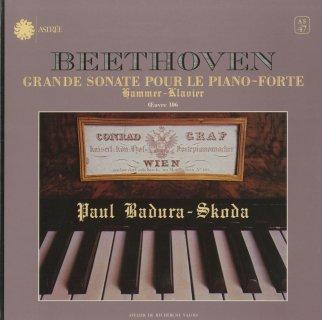ベートーヴェン:ピアノ・ソナタ29番Op.106「ハンマークラヴィア」