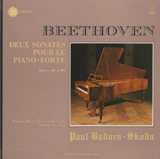 ベートーヴェン:ピアノ・ソナタ28番Op.101,30番Op.109