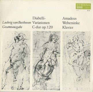 ベートーヴェン:ディアベッリ変奏曲Op.120