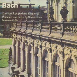 バッハ:平均律クラヴィア曲集第2巻/1〜10番BWV.870〜9
