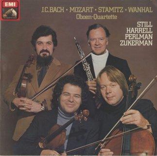 オーボエ四重奏曲集/モーツァルト:K.370,シュターミツ:Op.8-4,J.C.バッハ,ヴァンハル:Op.7-1