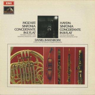 協奏交響曲集/モーツァルト:K.297b,ハイドン:Op.84