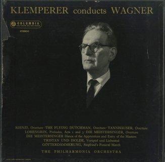 ワーグナー:管弦楽曲集/リエンツィ,オランダ人,タンホイザー,ローエングリン,マイスタージンガー,トリスタンとイゾルデ,神々の黄昏
